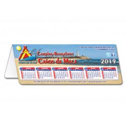 Calendarios Sobremesa 21x8,5