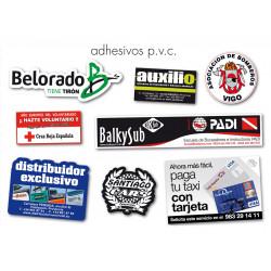 Adhesivos p.v.c.
