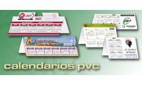 Calendarios P.V.C.